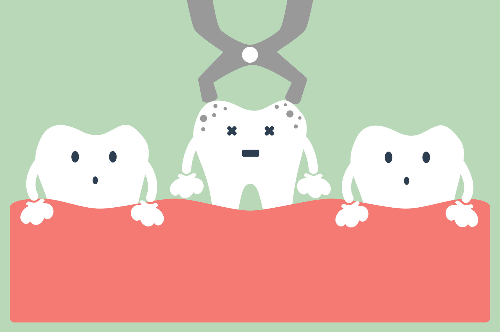 Bác sĩ chuyên khoa mách bạn những điều cần lưu ý sau khi nhổ răng khôn