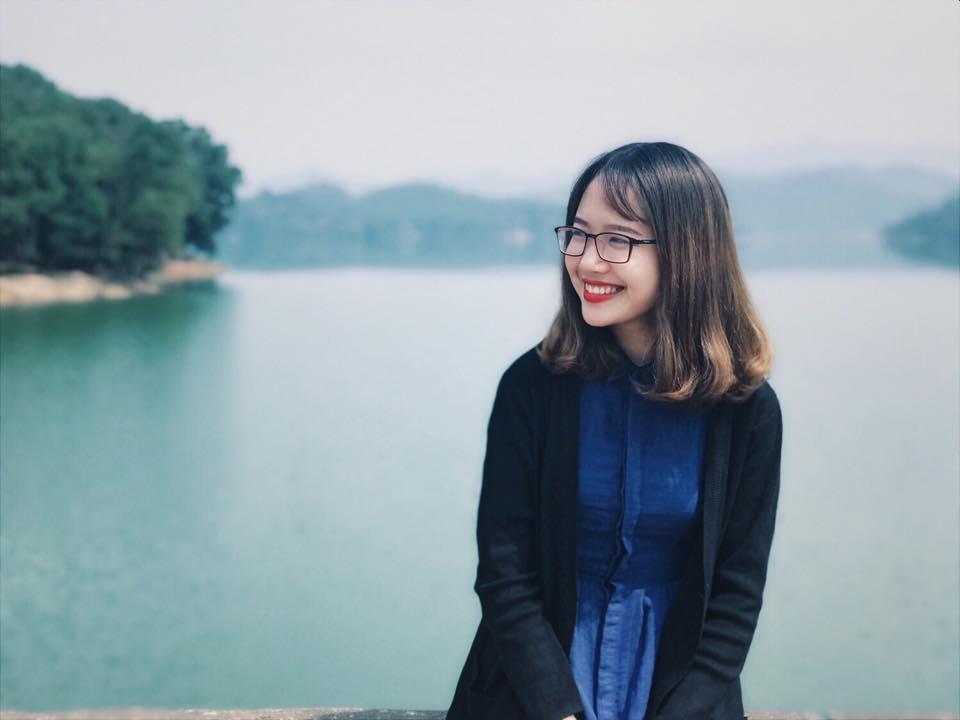 Hải Yến – Nữ sinh 9x xinh đẹp bất ngờ sau 30 phút điều trị cười hở lợi