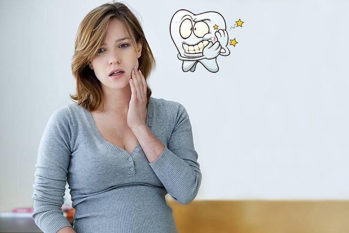 Đang mang thai bị sâu răng nên xử lý như thế nào an toàn nhất?